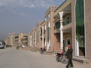 New Kashgar
