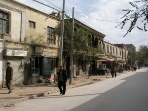 Old Kashgar